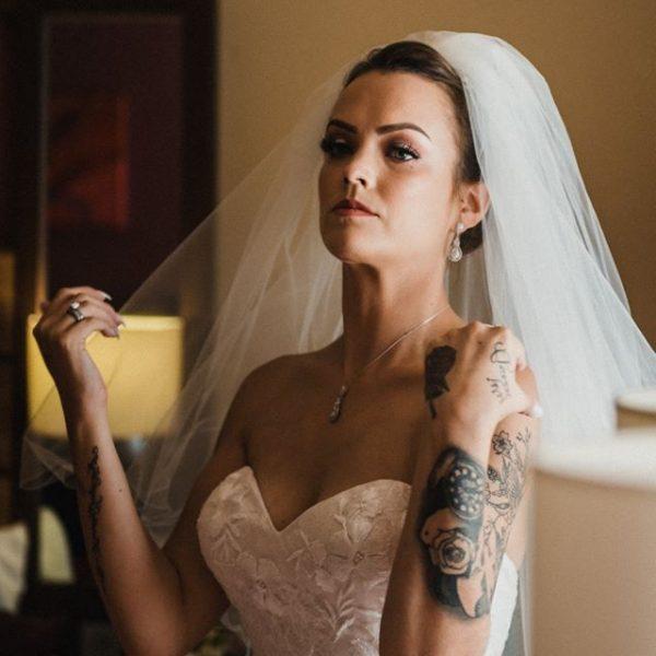 Kent wedding bride